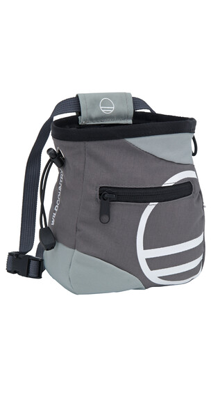 Wild Country Grand Illusion Chalk Bag Grey